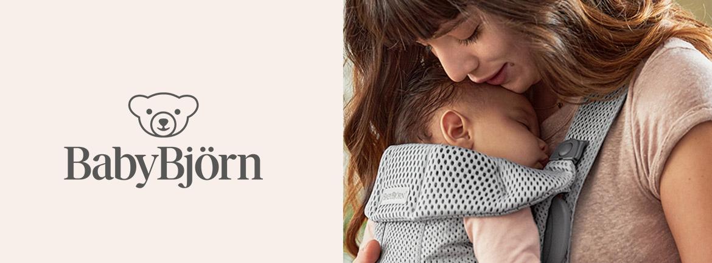 Porte-bébés BabyBjörn