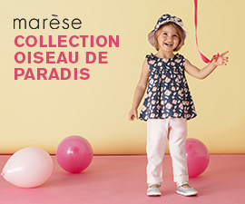 Collection Oiseau de Paradis - Marèse