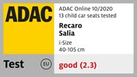 Salia ADAC 2020