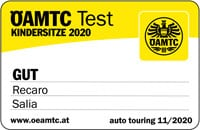 Salia OEAMTC 2020