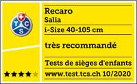 Salia TCS 2020