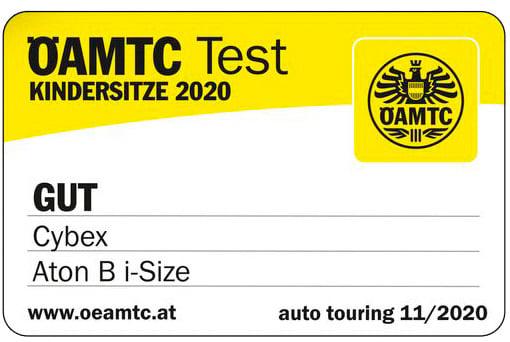 ADAC Aton B i-size