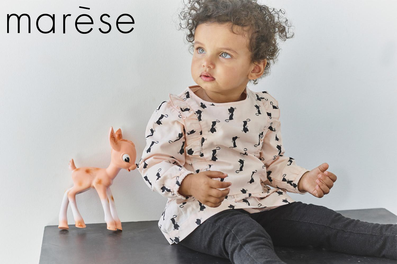 collection Portobello Fille de Marèse