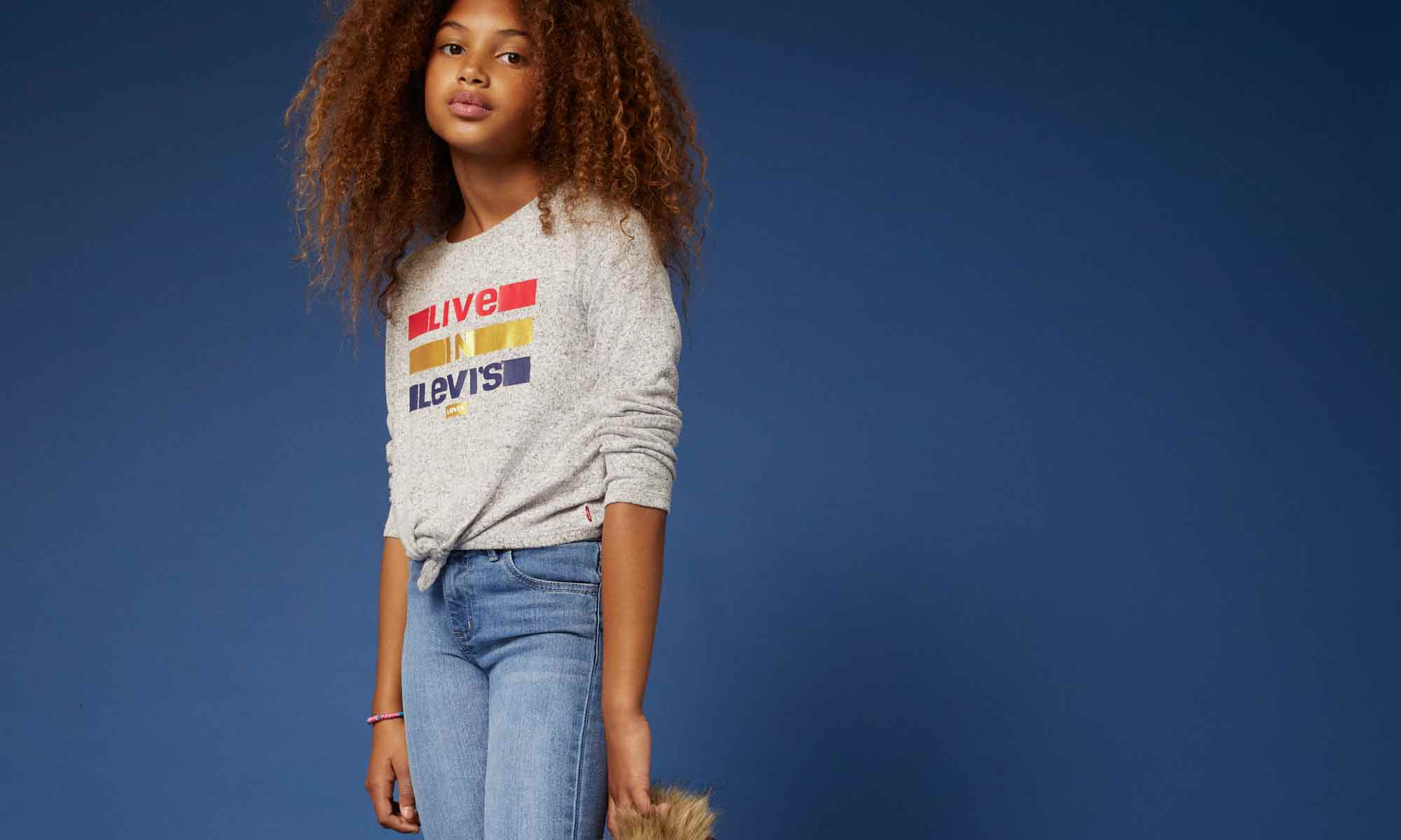 Découvrez la collection Levi's Kids Automne/Hiver 2020