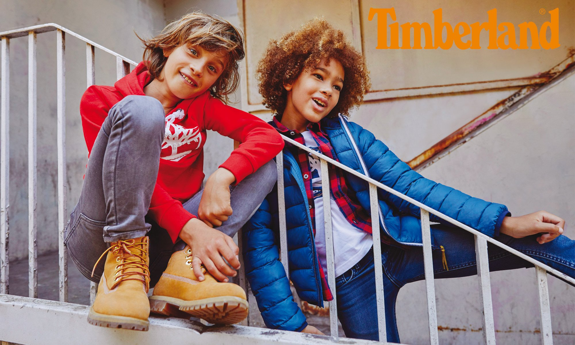 collection Timberland Hiver 2020