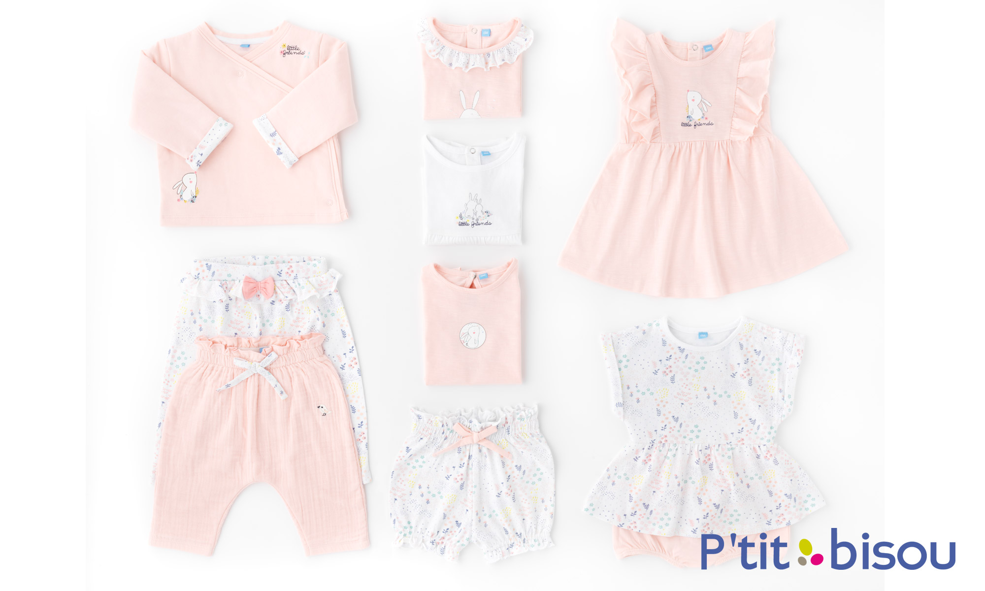 collection Little Friends Fille