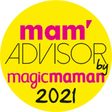 Lauréat du Grand Prix Mam Advisor 2021 de Magicmaman