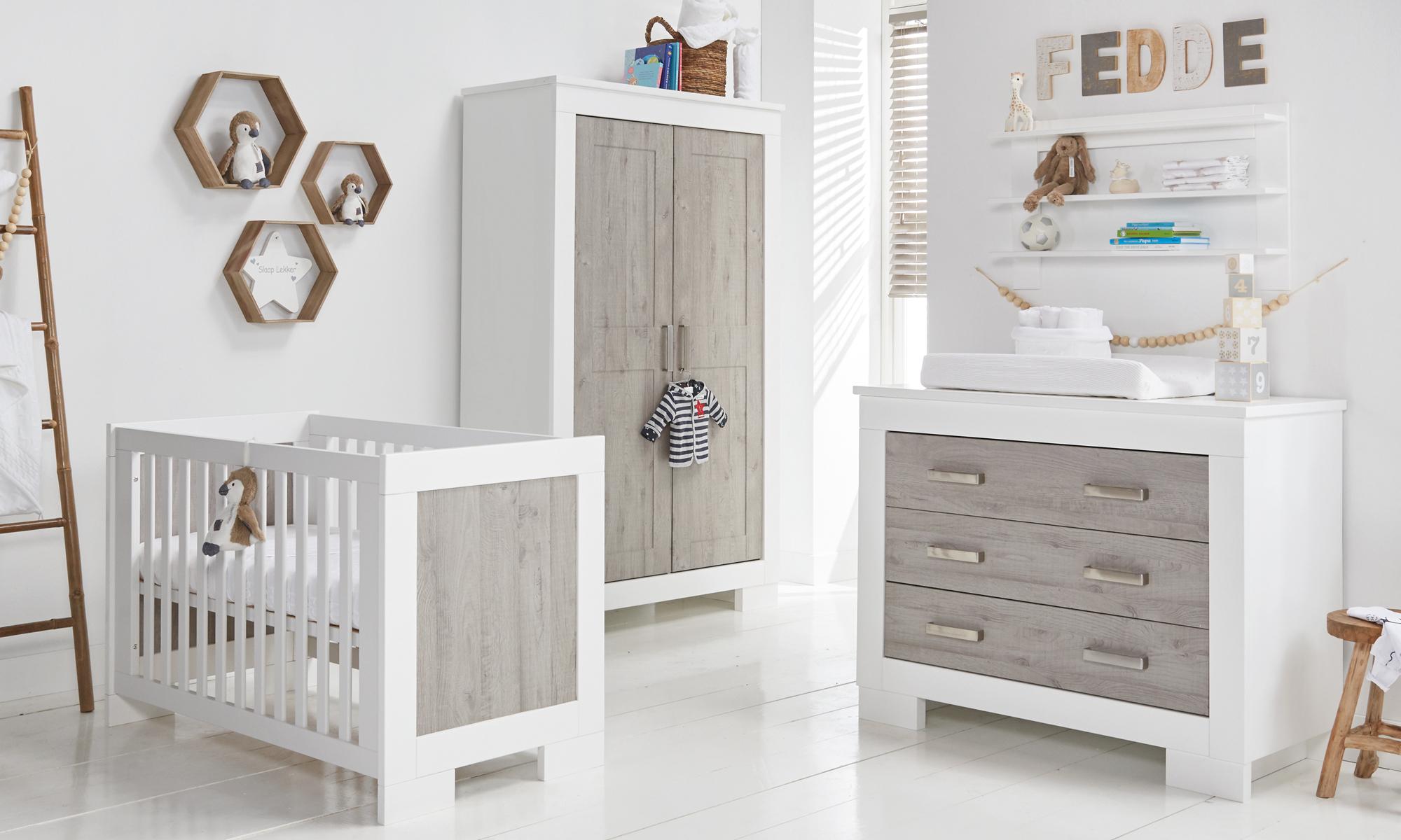 Chambre bébé : chambre complète pour bébé fillé & garçon  Aubert