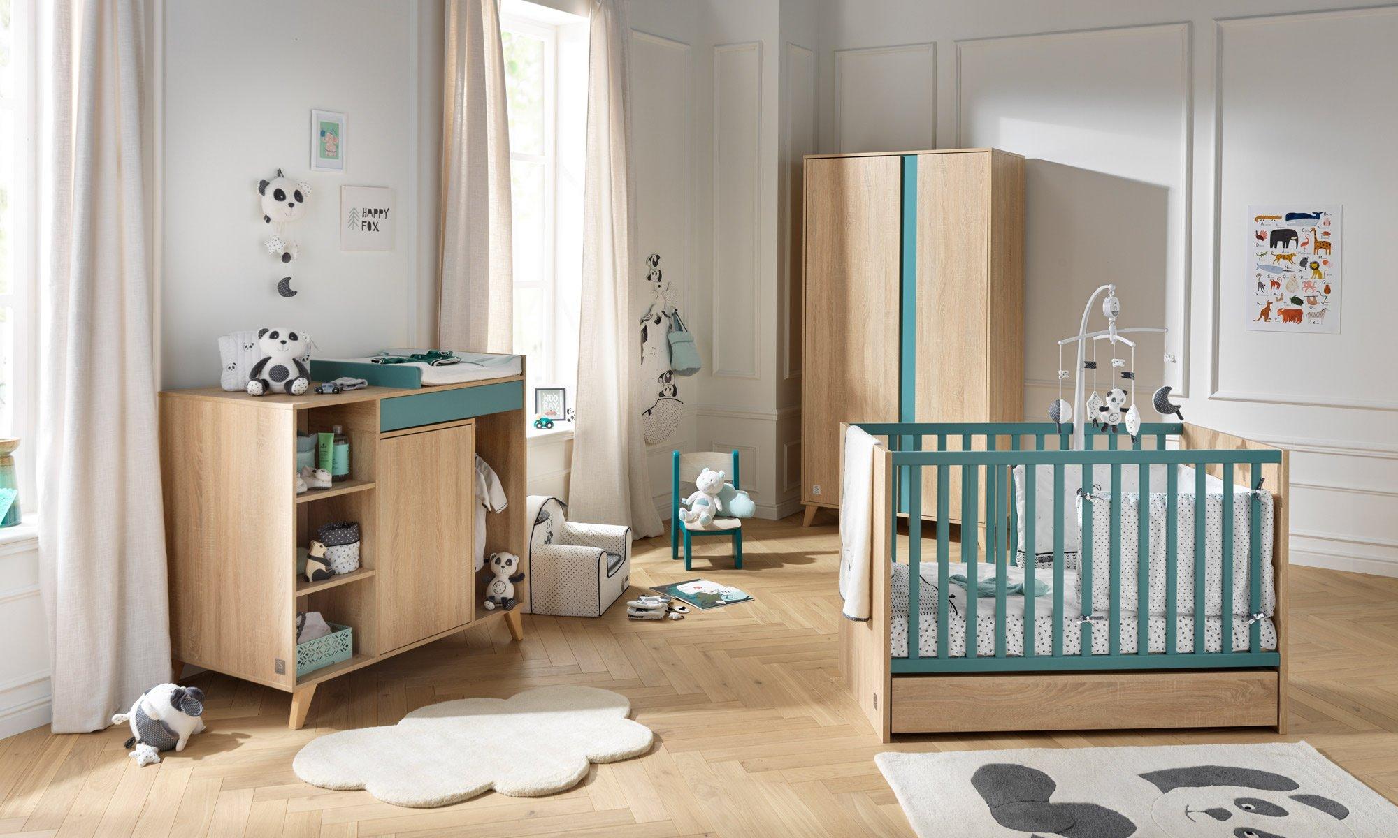 Chambre Nova New de Sauthon Baby's Sweet Home