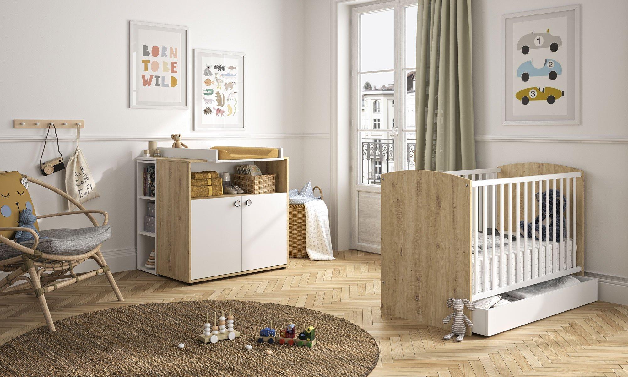 Chambre de bébé Arthur de Galipette