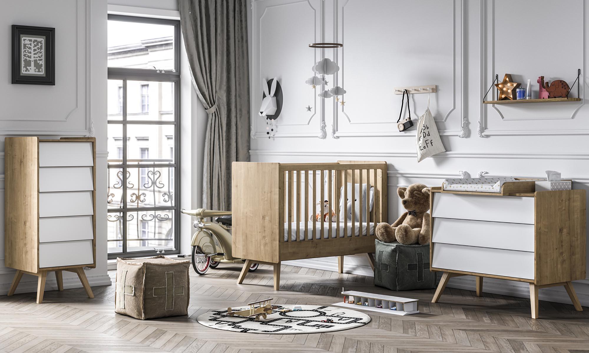 chambre Vintage de Sauthon