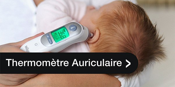 Thermomètre Auriculaire