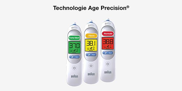 Pourquoi les thermomètres auriculaires?