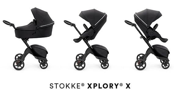 STOKKE® XPLORY® X