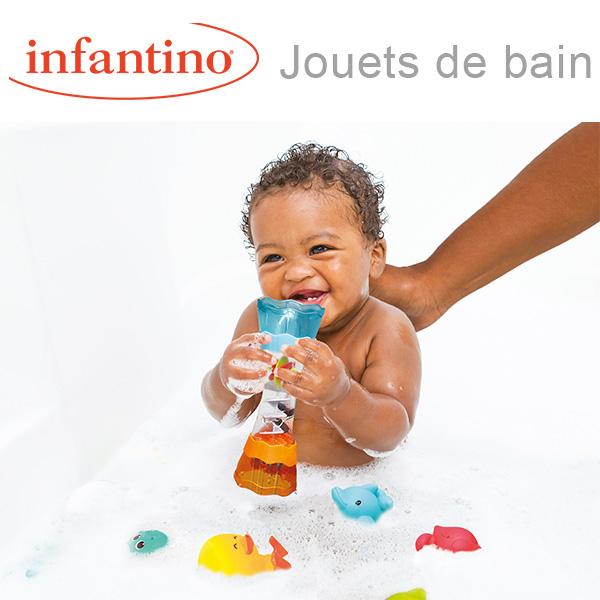 Jouets de bain Infantino