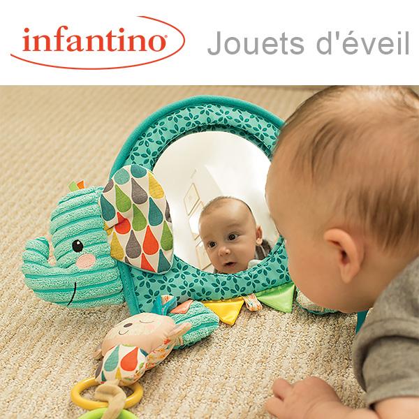 Jouets d'éveil Infantino