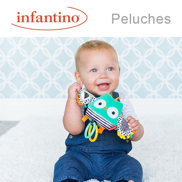 Peluches Infantino