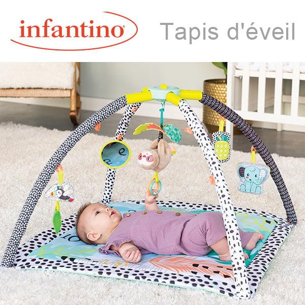 Tapis d'éveil Infantino