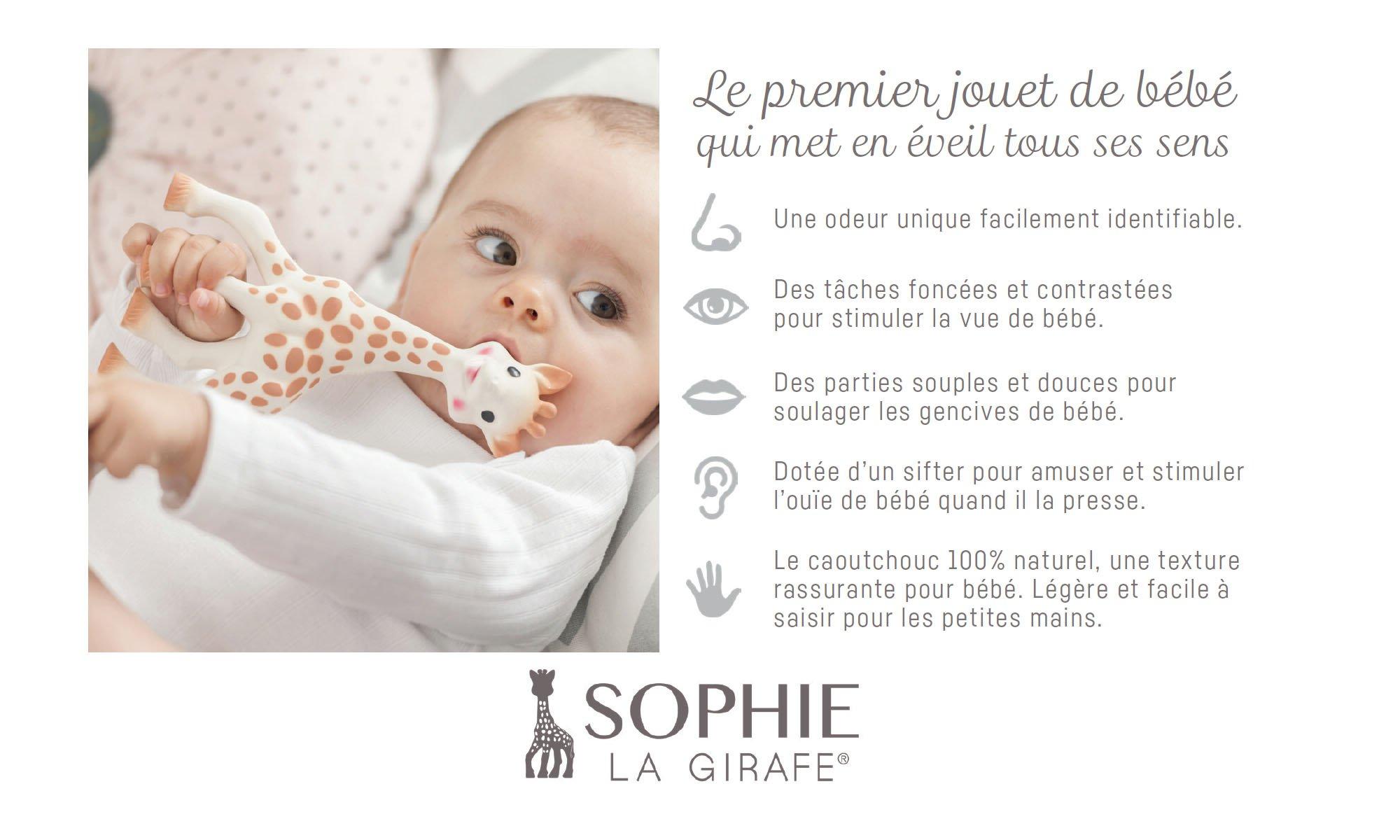 Sophie la Girafe de Vulli