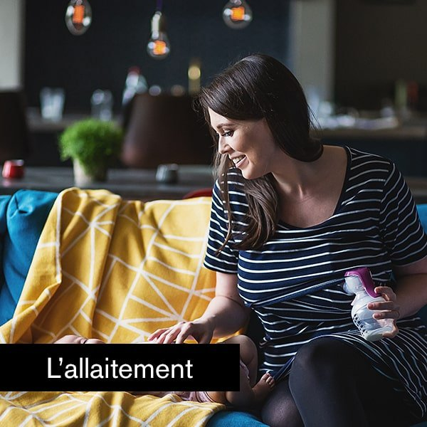 Tommee Tippee - L'allaitement