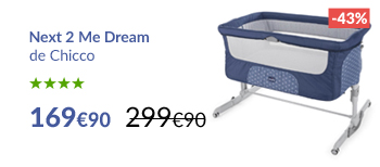 Berceau Next 2 Me Dream de Chicco