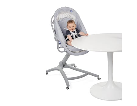 Baby Hug 4in1 - CHAISE HAUTE – 6 à 36 mois