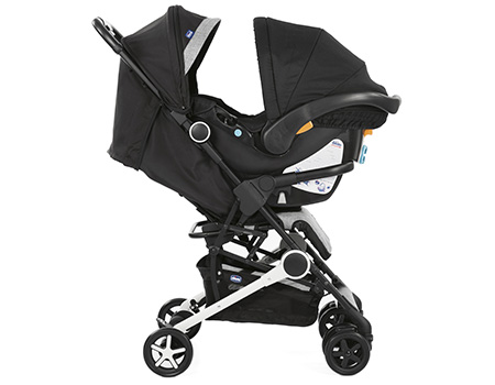 Duo Miinimo 3 - Transformable en travel system