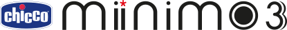 Logo CHICCO Miinimo 3
