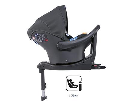 Trio Style Go Up - Sécurité i-Size dès la naissance (40-78 cm)