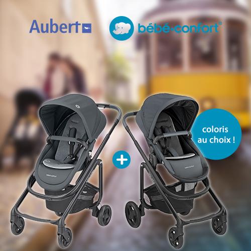 Grand Jeu CONCOURS Aubert / Bébé-confort