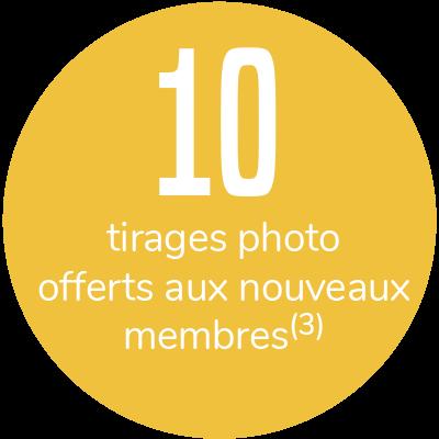 10 tirages photo offerts aux nouveaux membres(3)