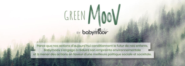 GreenMoov - Babymoov