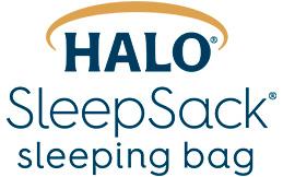 Logo Halo SleepSack swaddle