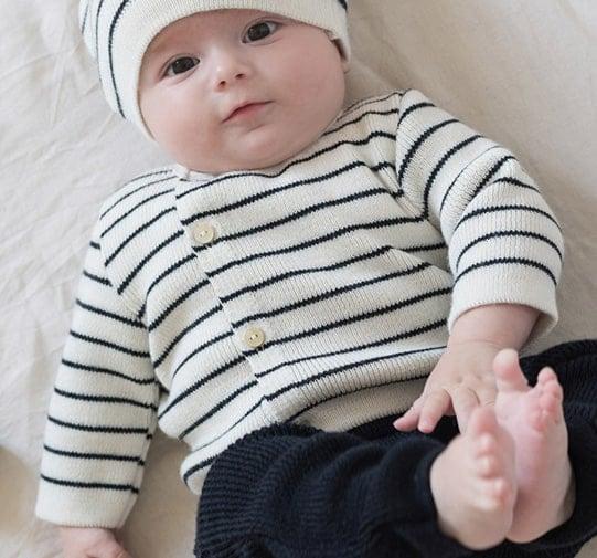 Craquez pour les bonnets pour bébé garçon
