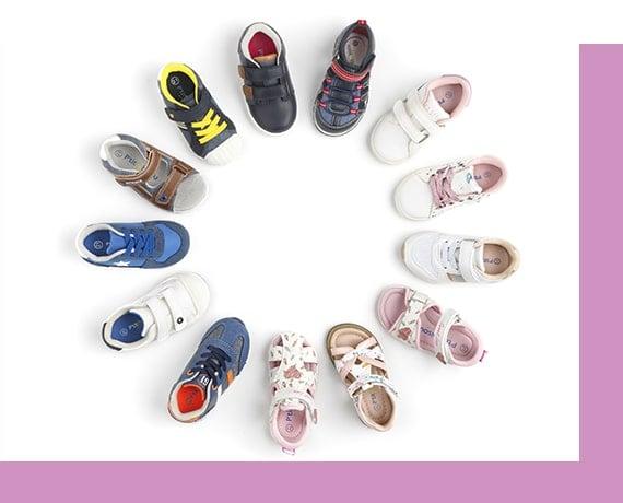 Trouvez les premières chaussures de bébé chez Aubert