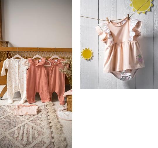 Vêtement bébé fille occasion