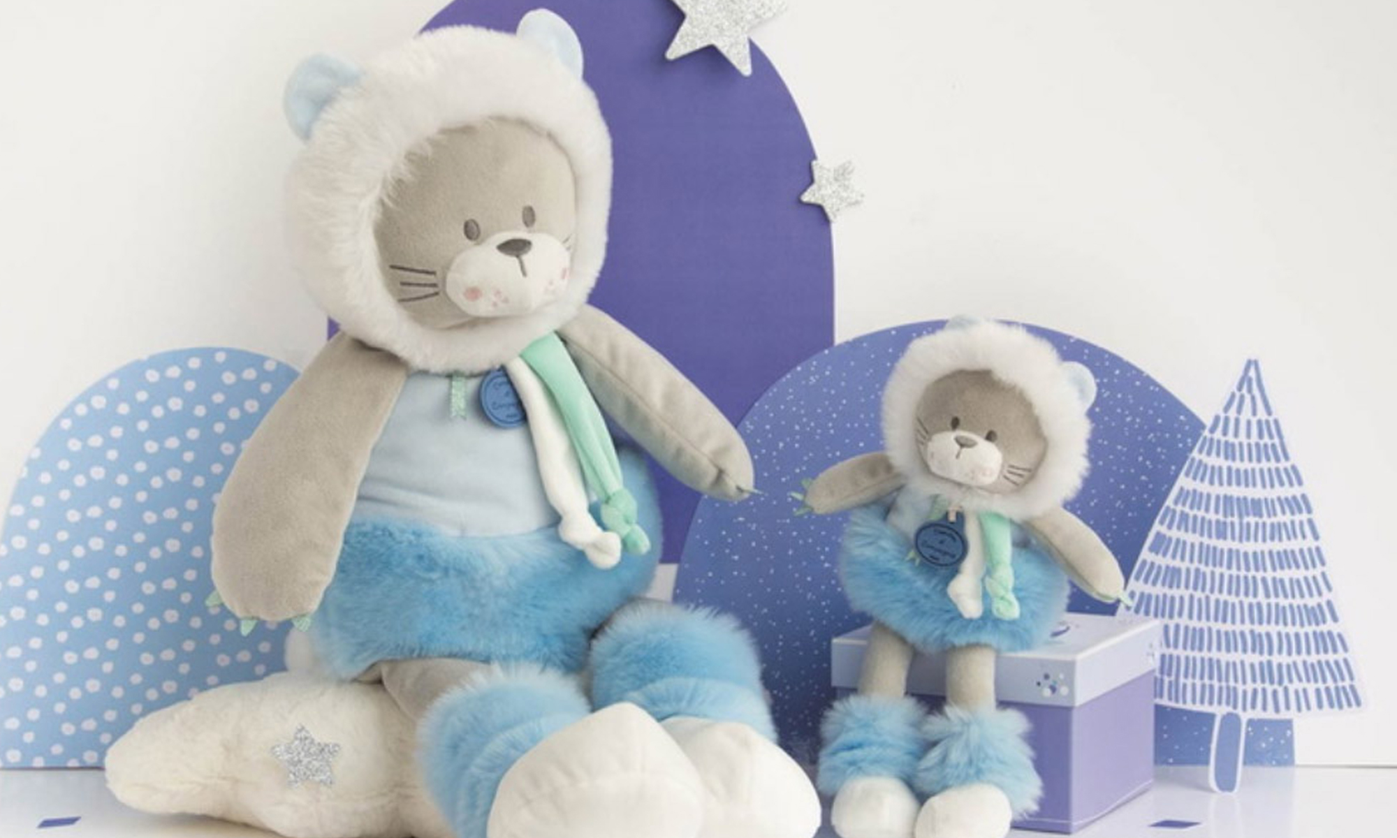 collection Artikcool de Doudou & Compagnie