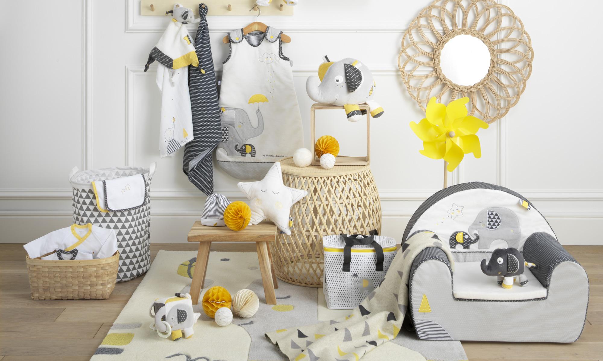 collection Babyfan de Sauthon