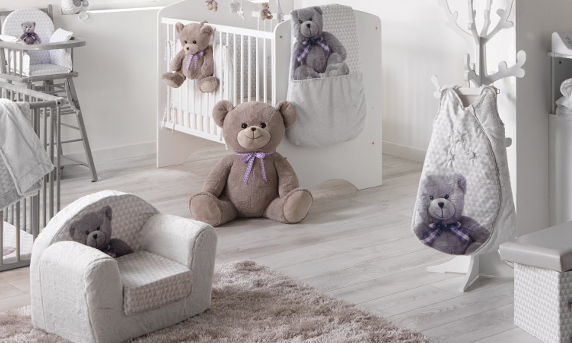 collection My Little Bear de Domiva