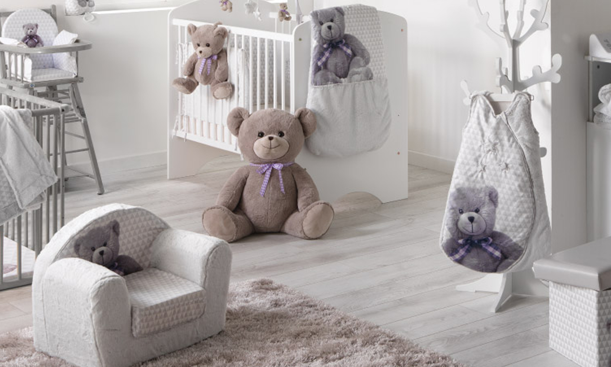 collection My Little Bear de Domiva